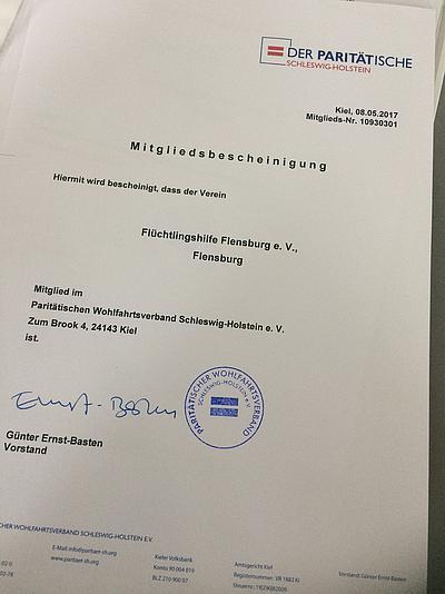 Wahlen im Ehrenamt: Integration in Flensburg: Neuer Vorstand